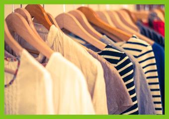 季節物の衣類